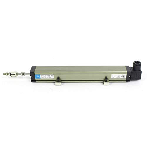DealMux Bwl200 200mm Hub Zugstange Linearer Wegsensor, Aluminium