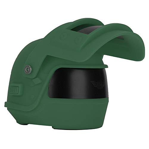Speaker, sound box, with lanyard, speaker, Bluetooth 4.2 Mini wireless headphones for at home, for outdoor travel(green)