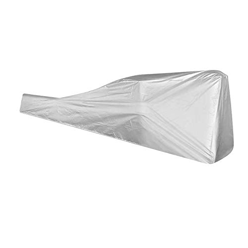 Accessories for Water Rowing Machine Cover Silver Waterproof Dust-Proof Sun-Proof for Home Use Indoor Or Outdoor