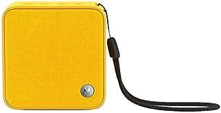 Motorola Bluetooth Speakers, Yellow - BOOST-210-Yellow