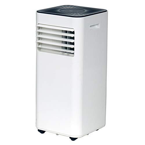 広電移動式クーラー冷風送風除湿タイマー排熱ダクト付ドレンホース付KEP202R
