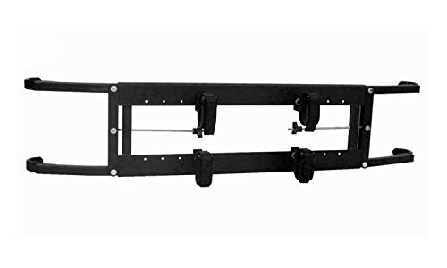 Great Day Power-Ride Gun Rack for Small Carts /36-50in Roll...