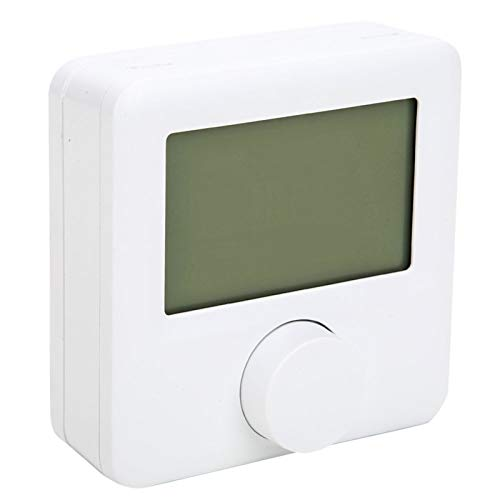 Termostato programable de calefacción, Controlador de Temperatura Digital, Controlador de Temperatura con Pantalla LCD Digital HYO6BW