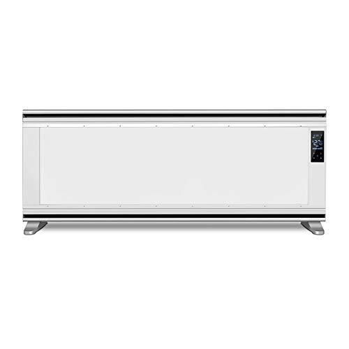 MAZHONG Radiateur électrique Double protection d'économie d'énergie à la maison de chauffage portatif - 2200W