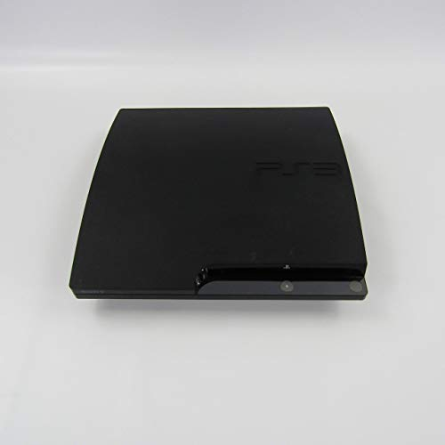 Sony PS3-S160GB PlayStation 3 Slim Console (Renewed)