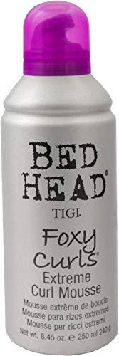 BED HEAD BH EU FOXY CURLS MOUSSE 8.450Z/250ML