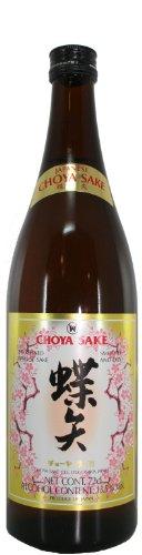 Choya Sake The Refined Japanese Sake, (1 x  l)
