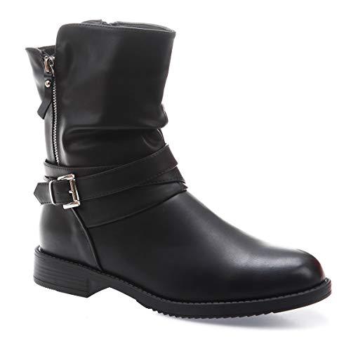 La Modeuse - Boots Style Rangers