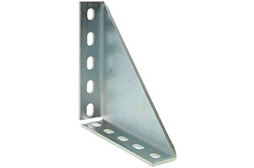 Winkelkonsole für Montageschiene 38/40 200 x 200 x 6 mm