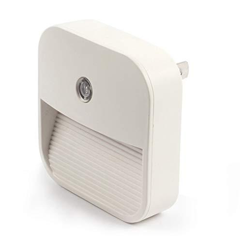 ZHBU Luz Nocturna Ajustable, Plug-in Plug-and-Play Fácil De Transportar, Luz De Inducción Inteligente Y No Deslumbrante, Adecuada para Dormitorio Comedor Sala De Estar