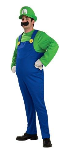 Déguisement Luigi™ Homme Small