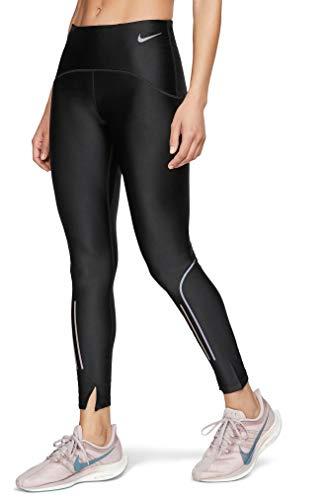 Nike Women's Speed 7/8 Running Tights Black/Gunsmoke M