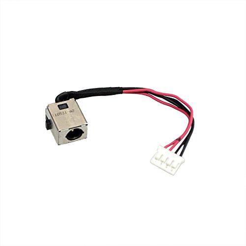 Gintai DC Jack Kabel Netzbuchse Ladebuchse Ersatz für Acer Aspire ES1-523 ES1-533 ES1-572 ES1-732
