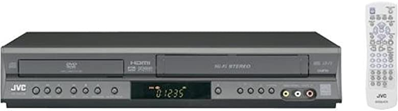 JVC HRXVC38B DVD Video Player & VCR
