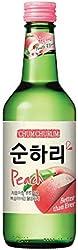 Chumchurum Peach Soju (Alc. 12%) - Korean, 360 g