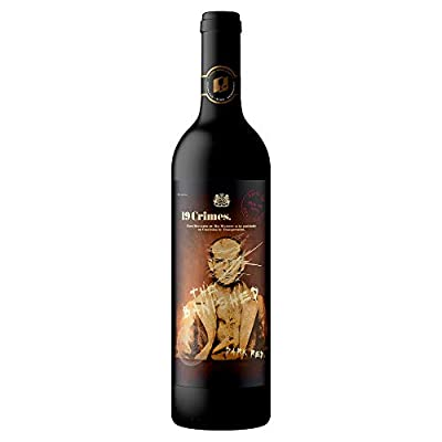 19 Crimes The Banished Dark Red, 750 ml