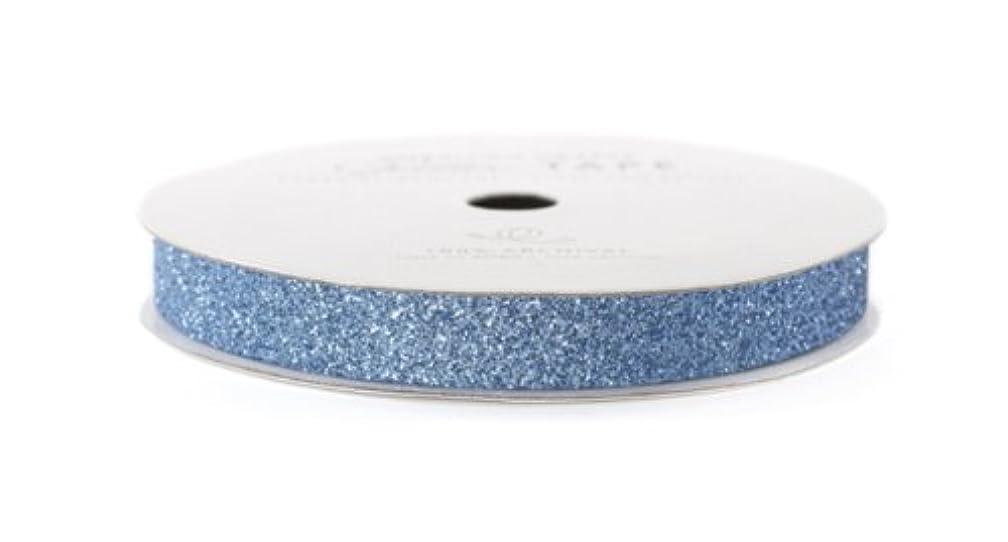 American Crafts Glitter Tape, Sky, 3/8-Inch