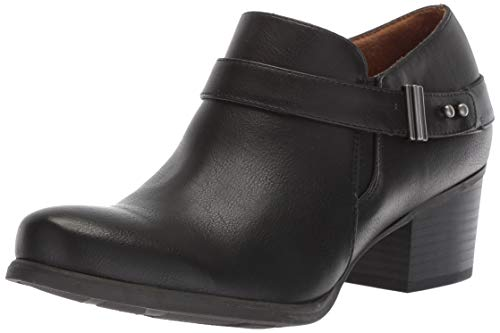 SOUL Naturalizer Women's CHAYLEE Ankle Boot black 9 M US