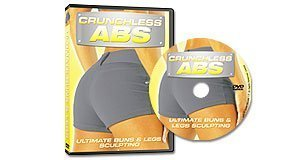 Crunchless ABS - Ultimate Buns & Legs Sculpting DVD by Crunchless Abs