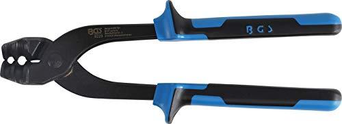 BGS 8229 | Rohr-Biegezange | 4,75 + 6 mm | Rohrbiegegerät | Bremleitungsbiegezange