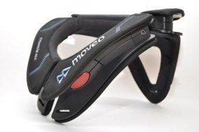 Moveo Neck Brace Extreme Black Nackenschutz Motocross MX Downhill Protektor Genick Schutz, M012020 by Moveo Safety