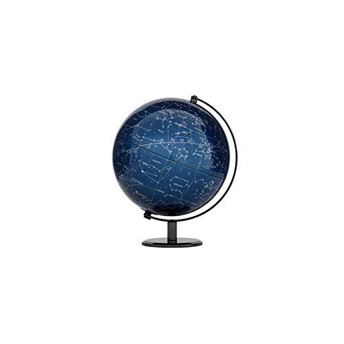 emform Globus Milky Way Sternbild-Globus mit Beleuchtung, in versch. Farben Blau