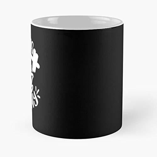 New The for Muscle Skinny Walk Healthy Strong Sparkle Hustle Mejor Taza de café de cerámica de 11 oz Personalizar
