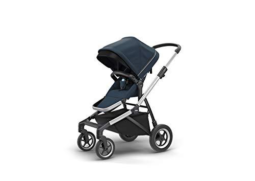 Thule Sleek City Stroller, Navy Blue