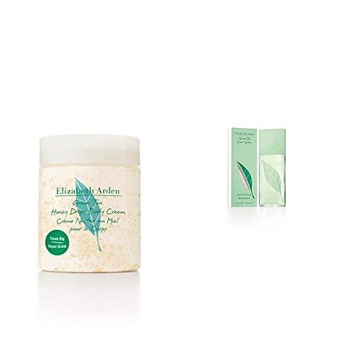 Elizabeth Arden Green Tea Eau de parfum y Elizabeth Arden Green Tea Honey Drops Crema Corporal 500 ml