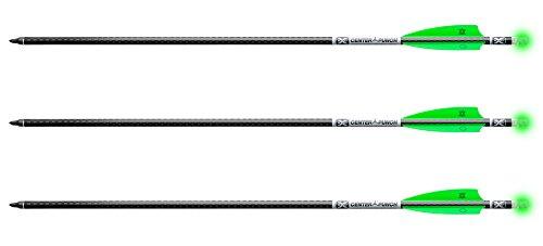 """TenPoint EVO-X Omni-Brite 2.0 Center Punch Carbon 20"""", 451-grains, Multi"""