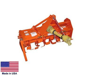 Buy Discount Streamline Industrial ROTARY TILLER - 3 Point Hitch Mounted - PTO Driven - Sub-Compact ...