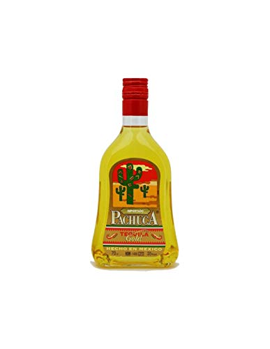 Tequila - Pachuca Gold 70 cl