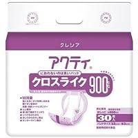 日本製紙クレシア アクティ パワー消臭パッド900 30枚4P