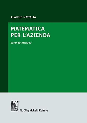 Matematica per l'azienda