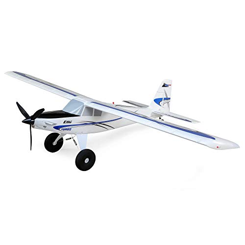 E-flite RC Airplane Turbo Timber 1.5m BNF Basic (Transmitter, Battery and Charger not Included) with AS3X and Safe Select, Includes Floats, EFL15250