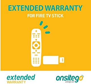 Onsitego 2 Year Extended Warranty for Fire TV Stick (Email Delivery)