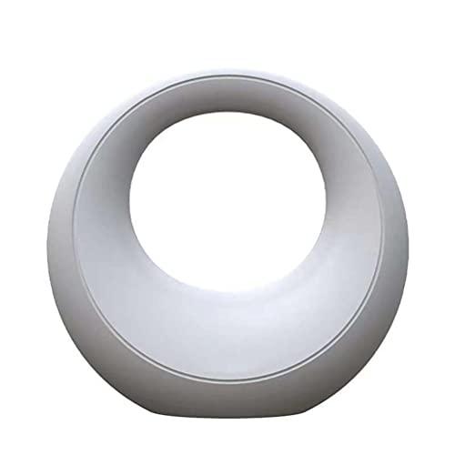 Pesas Rusas 4kg Kettlebells De Acondicionamiento Físico, Kettlebells De Hierro Fundido Sólido, Pérdida De Peso Y Formación Corporal De Formación De Núcleo. (Color : Gray)