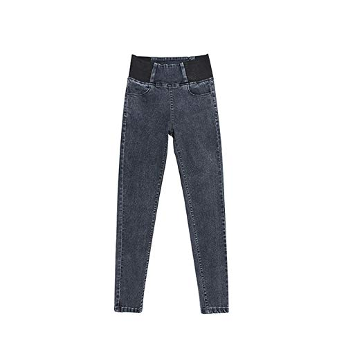 Damen Jeans Skinny Jeanshose Plus Kaschmir Warm Hose Stretch Leg Denim Jeans Hose Damenjeans Mädchen Style Damen Hose Casual Pants Slim Skinny Jeans Female Fit Jeans