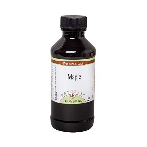 LorAnn Naturals Maple Flavor, 4 ounce bottle