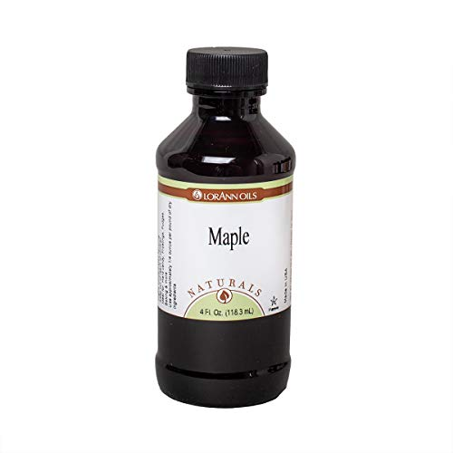 LorAnn Naturals Maple Flavor, 4 ounce bottle