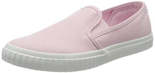 Timberland Damen Newport Bay Bumper Toe Slip On Sneaker, Pink (Rosa (Light Lilac) Tb0a28nsx821), 38 EU