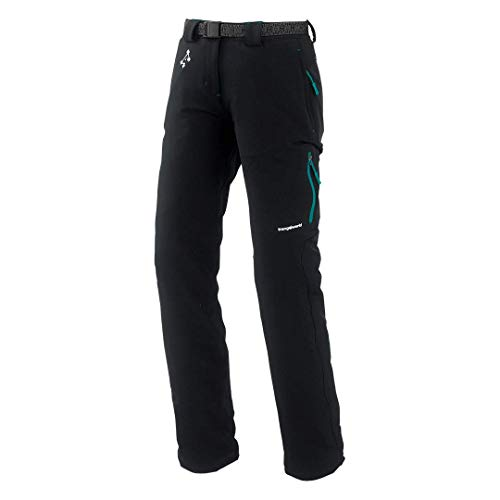 Trango Myan Ft Pantalon Femme, Noir/411/Negro, FR (Taille Fabricant : XL)