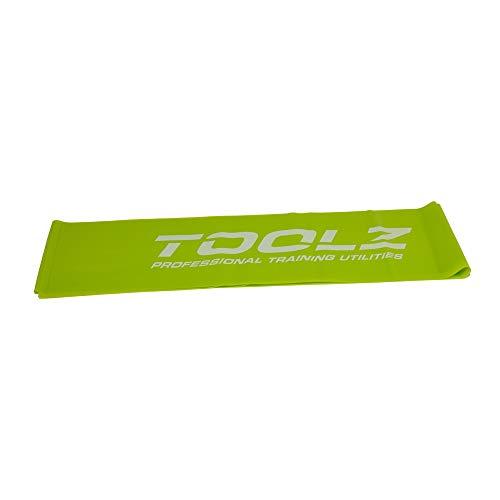 TOOLZ Terra Band - L (Light) – Resistance Band zum Stretching & für das Krafttraining – Stärke: Light