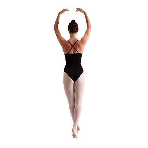 Dames 1 paar zijdezachte ballet converteerbare panty's