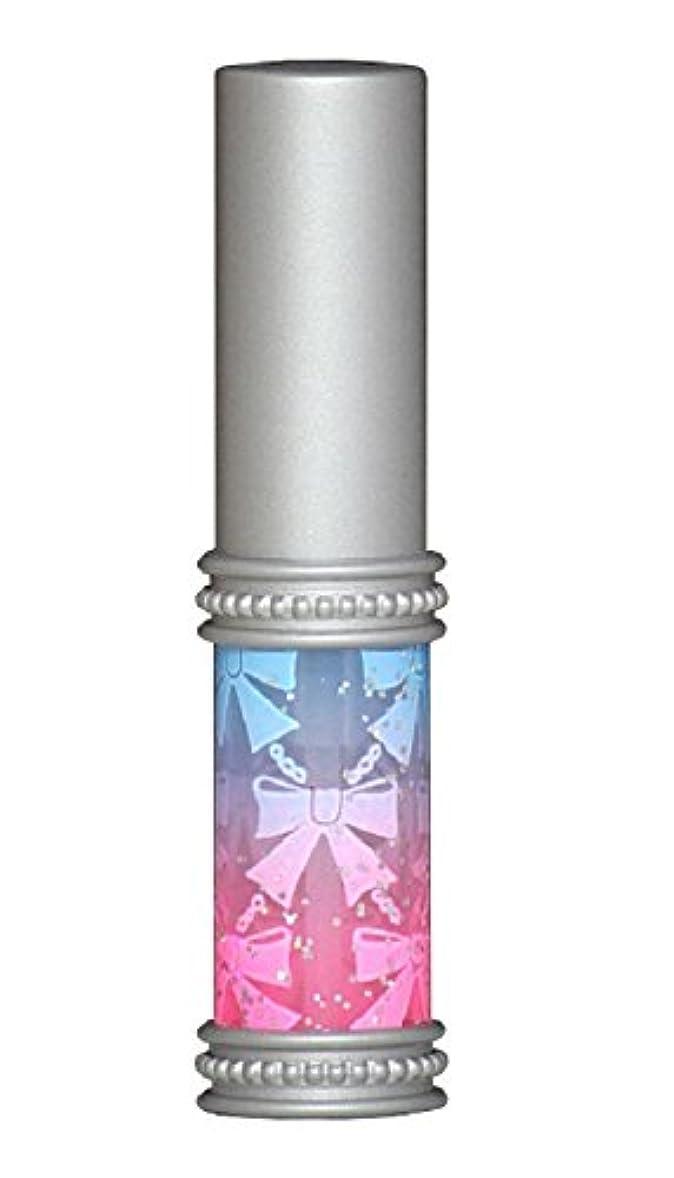 解明鉄救いヒロセアトマイザー メタルリボン 16209 BL/PK (メタルラメリボン ブルー/ピンク)