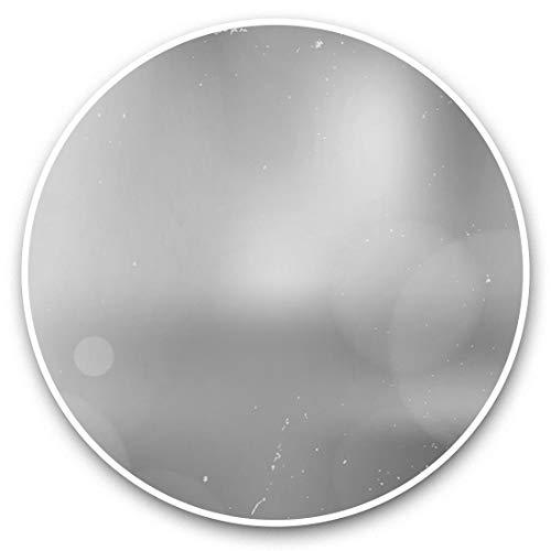 Impresionantes pegatinas de vinilo (juego de 2) 30 cm BW – Divertidas calcomanías de exposición de fotografía retro para portátiles, tabletas, equipaje, reserva de chatarras, neveras, regalo fresco #39495