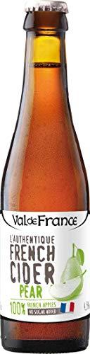 Les Celliers Associés L'Authentique French Cider Pear - Birne (1x 0,33l) feinherb