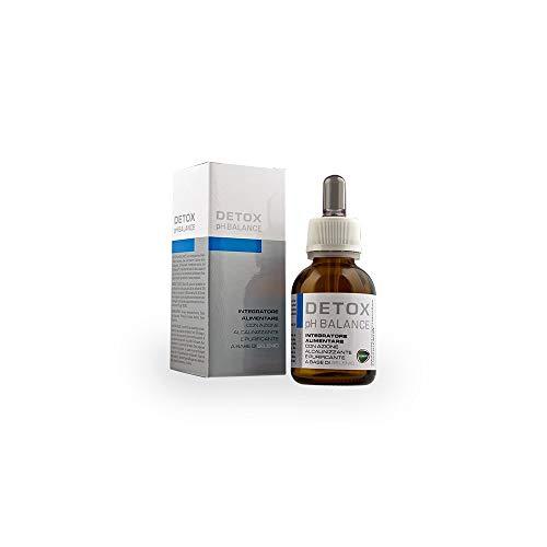 Detox pH Balance - 50 ml - NET - Integratore alcalinizzante e purificante per l'equilibrio acido basico (1)