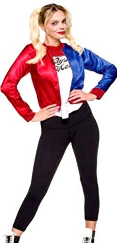 31ZWso00MQL Harley Quinn Jackets