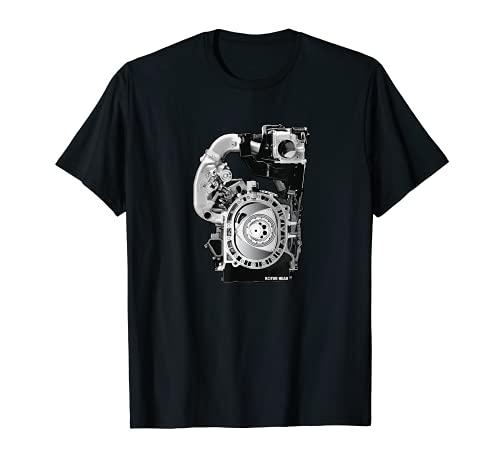 Motor rotativo 13B Turbo Camiseta